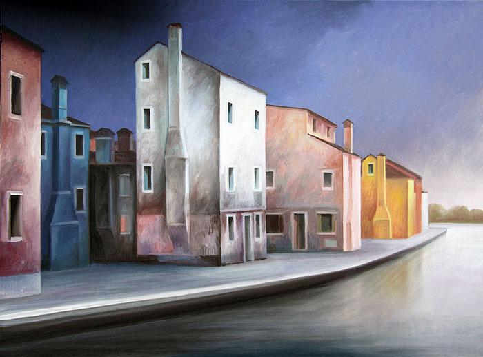 landscapes italian artist giampaolo ghisetti1