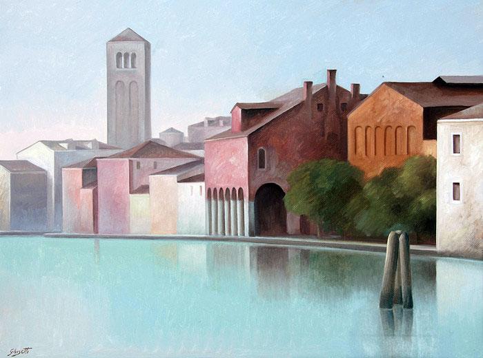 landscapes italian artist giampaolo ghisetti3