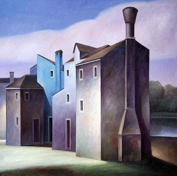 landscapes italian artist giampaolo ghisetti71