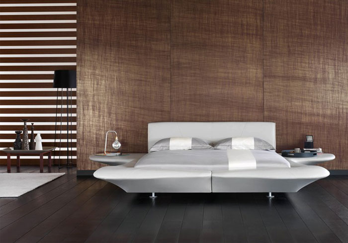 Bedroom Trends: Soft and Sinuous - InteriorZine