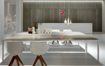 minimalist design dining room table 338x212