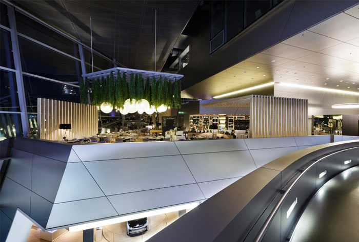 restaurant interior elegant dining room 3