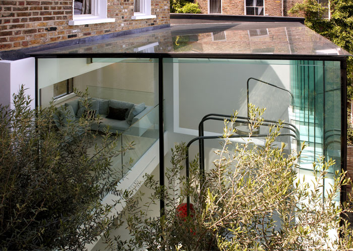 ambitious rear extension