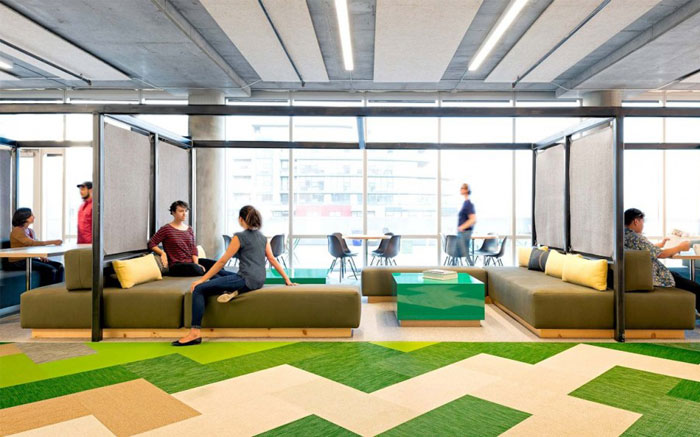 bright-color-office-space