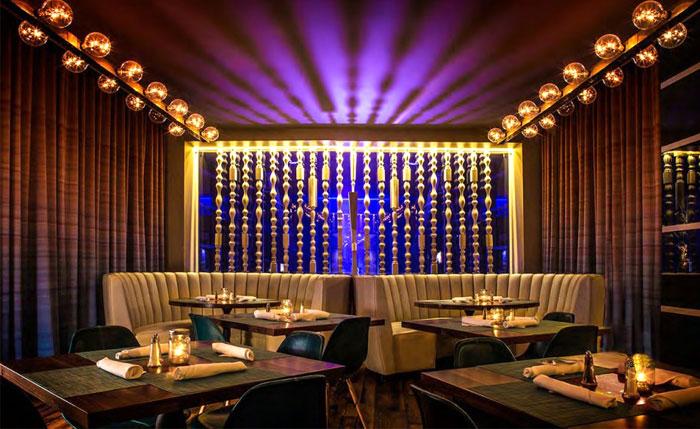decorate restaurant