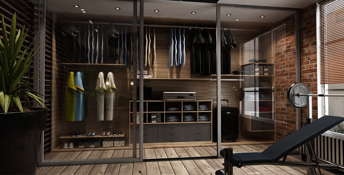 Urban Loft Interior Design By George Papos