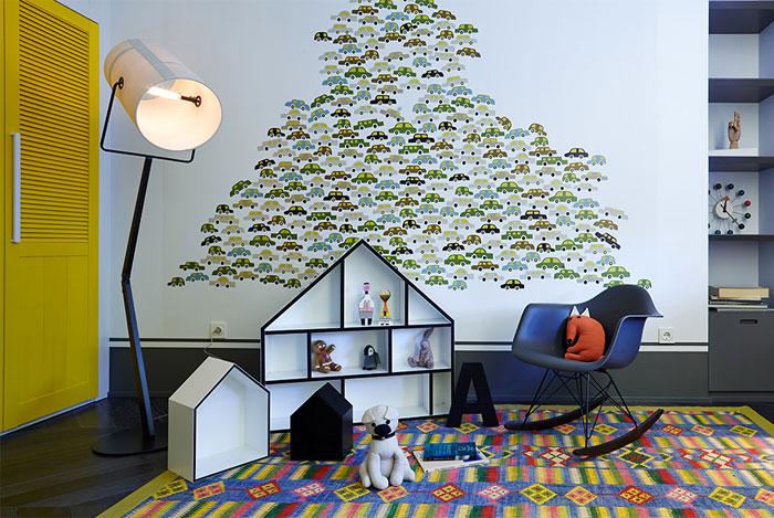 very-stylish-kids-room-decor