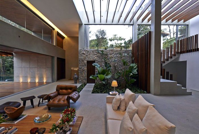 beautiful residence living room