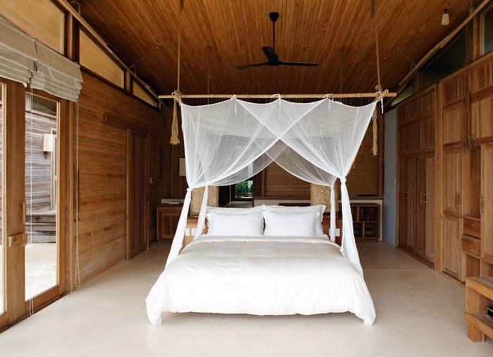 bedroom sustainable decor