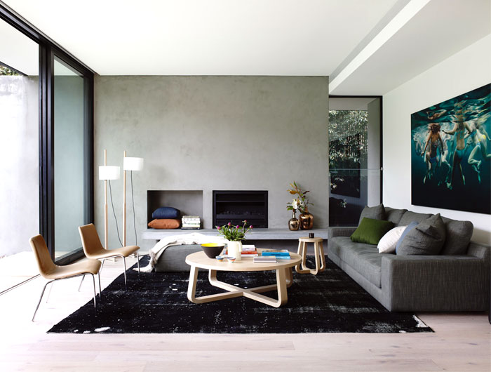 elegant interior design mosh house