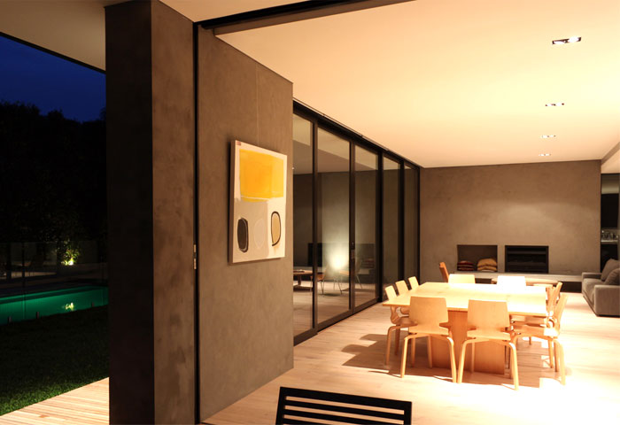 mosh house interior