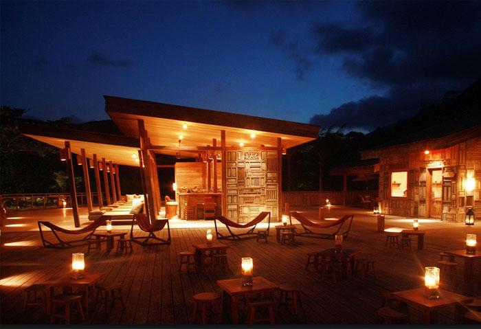 public buildings sustainable decor