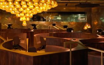 sculptures light eclectic restaurant decor 338x212