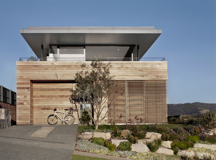 simple clean architectural structure