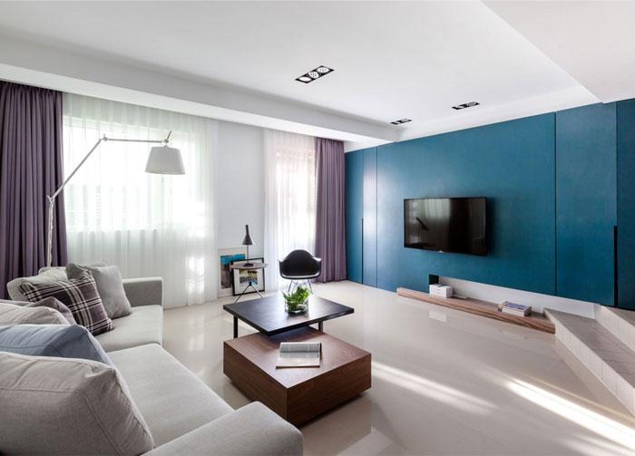Western Style House In Taiwan Interiorzine