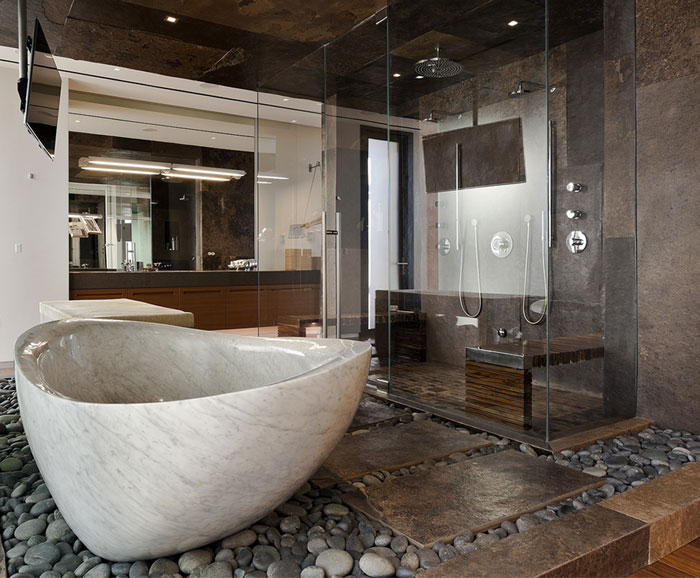 contemporary-house-marble-bathroom