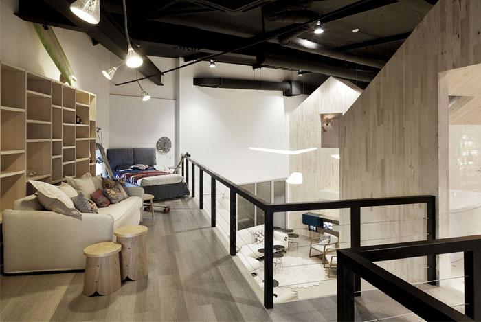 italian design nido showroom