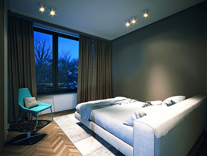 master bedroom interior decor