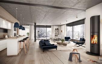 miysis 3d studio interior fireplace 338x212