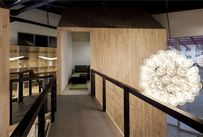 modernist taste design showroom