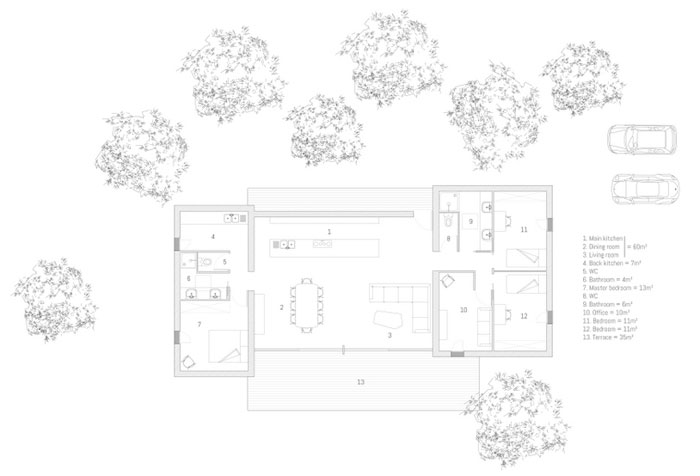 multipod-studio-house-plan