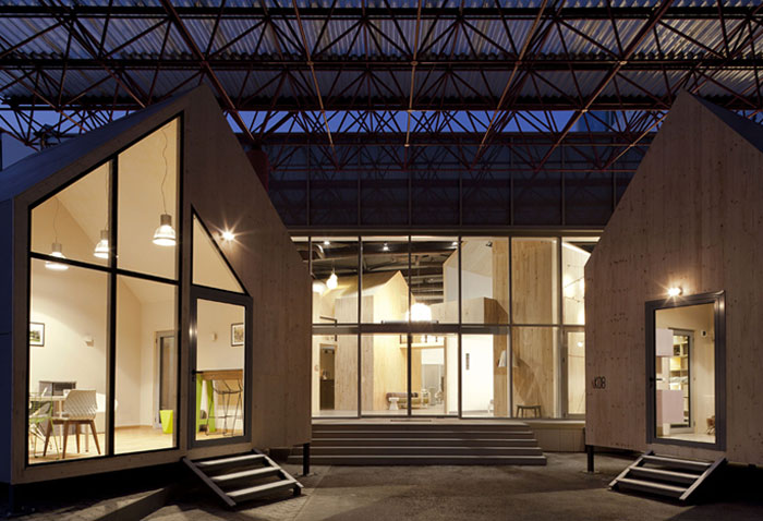 nido showroom number little houses