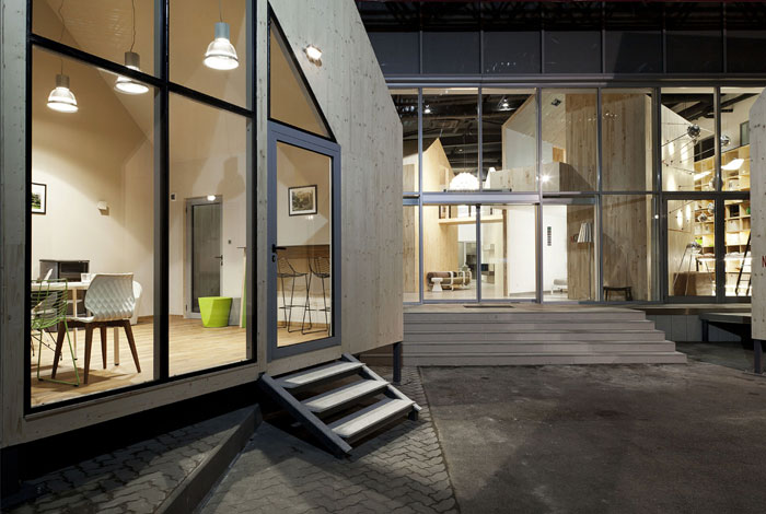 nido showroom