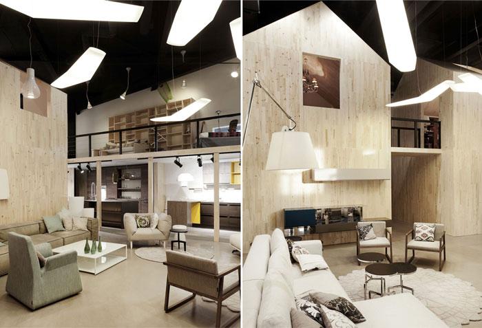 retail space nido showroom