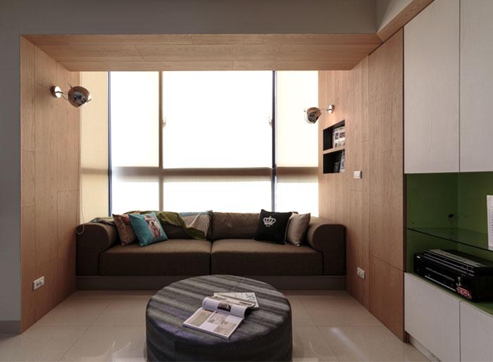 family apartment taiwan sofa