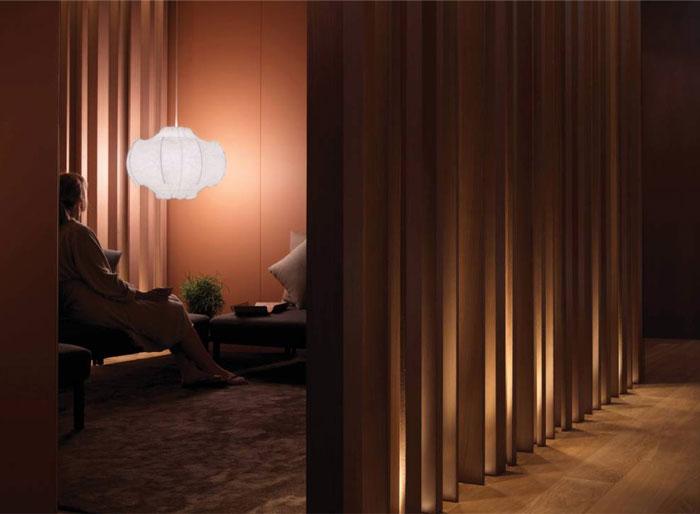 four seasons luxurios spa interior