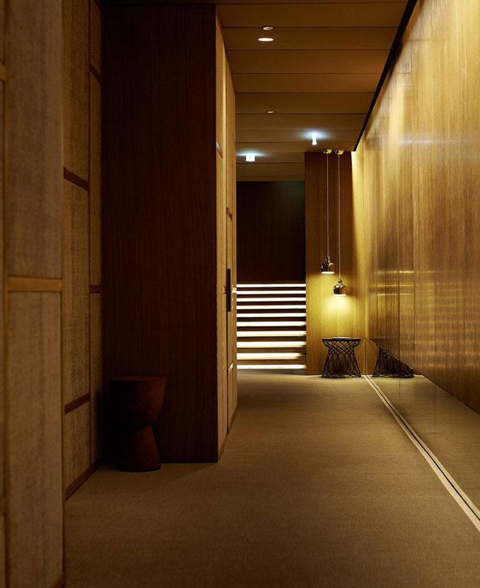 four seasons spa decor