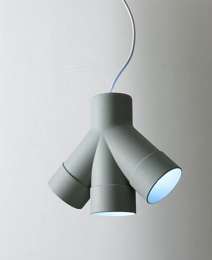 industrial tubes lamp