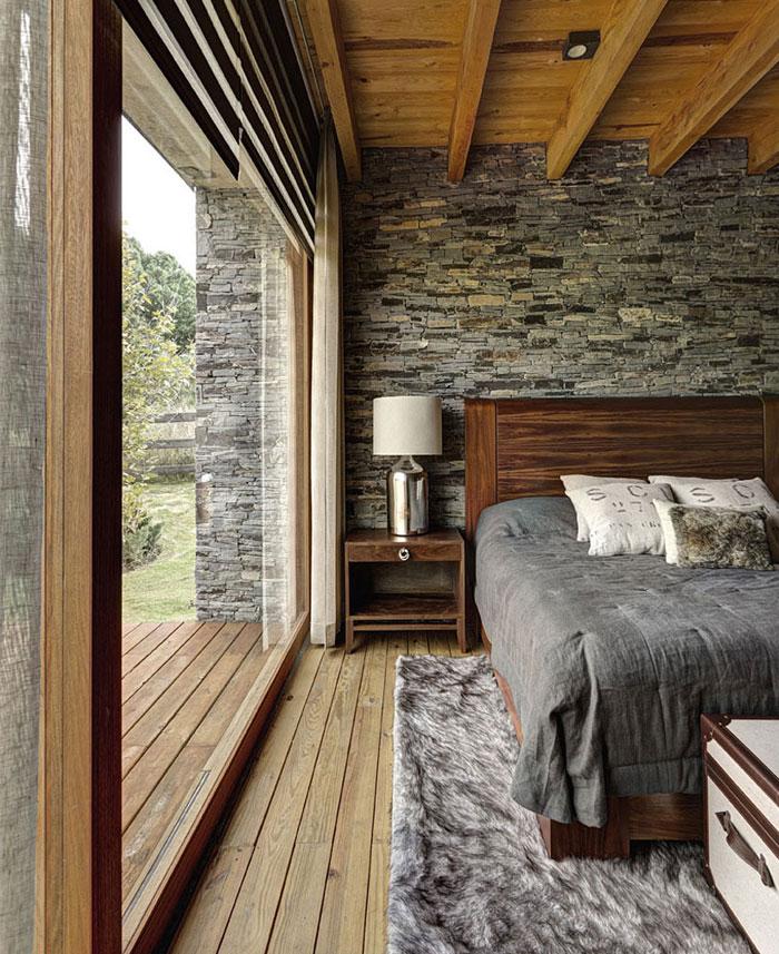 wonderful wooden parquet bedroom
