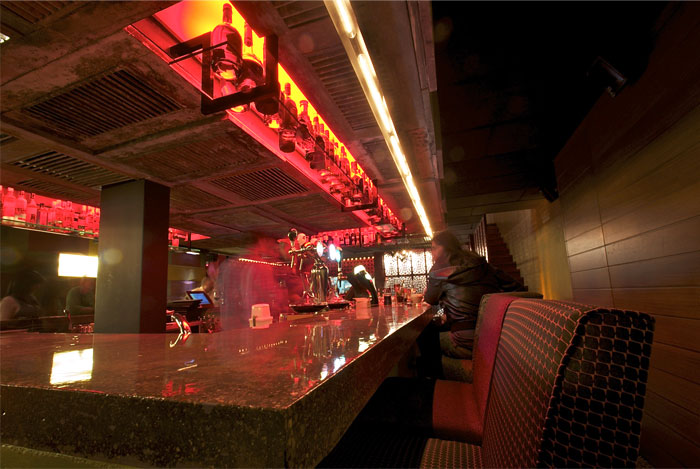 bar floating ceiling