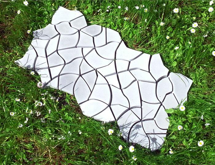 extreme bespoke tile design