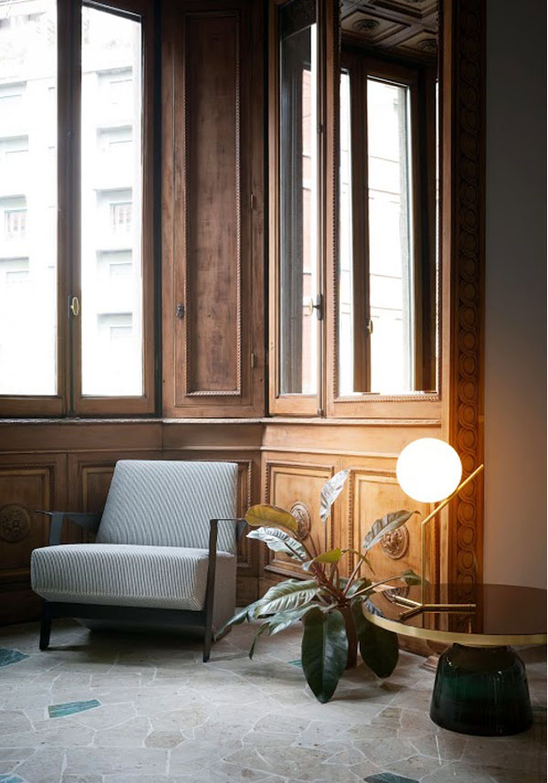 flos iconic design light