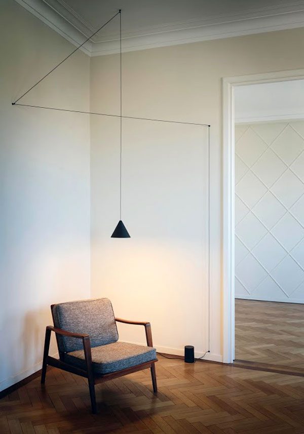 flos string lights
