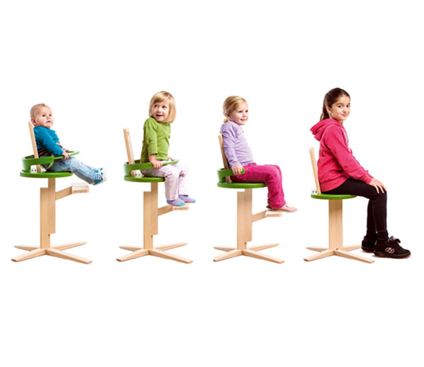high chair froc toddlers kids