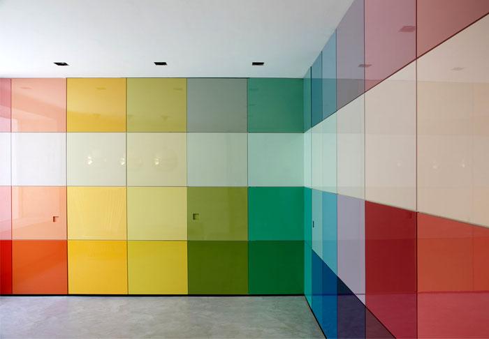 large-multi-color-lacquer-cabinet