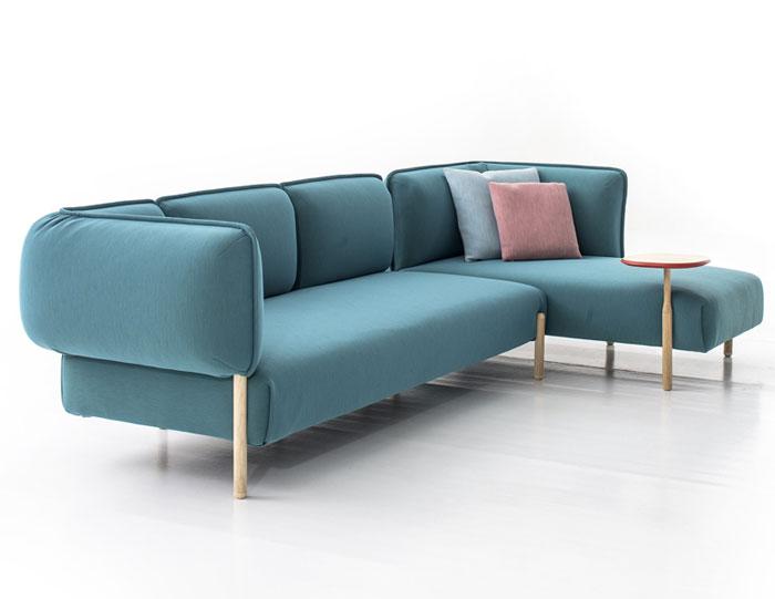 Strange Flexible Modern Modular Sofa By Patricia Urquiola Interiorzine Interior Design Ideas Skatsoteloinfo