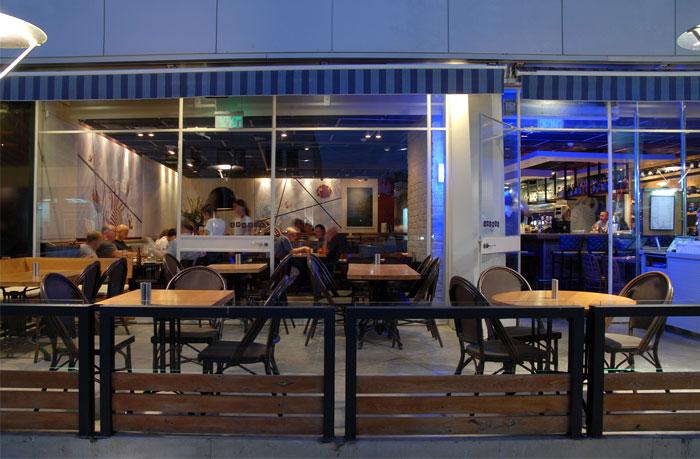 seafood restaurant outdoor