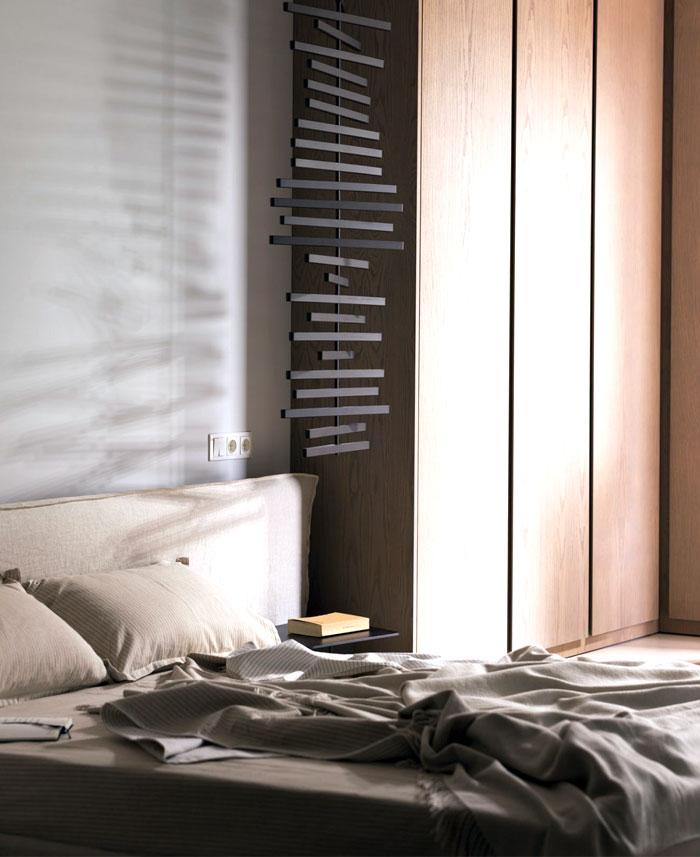 wooden cladding veneer furniture bedroom