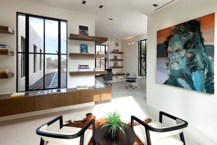 bel air hill house interior