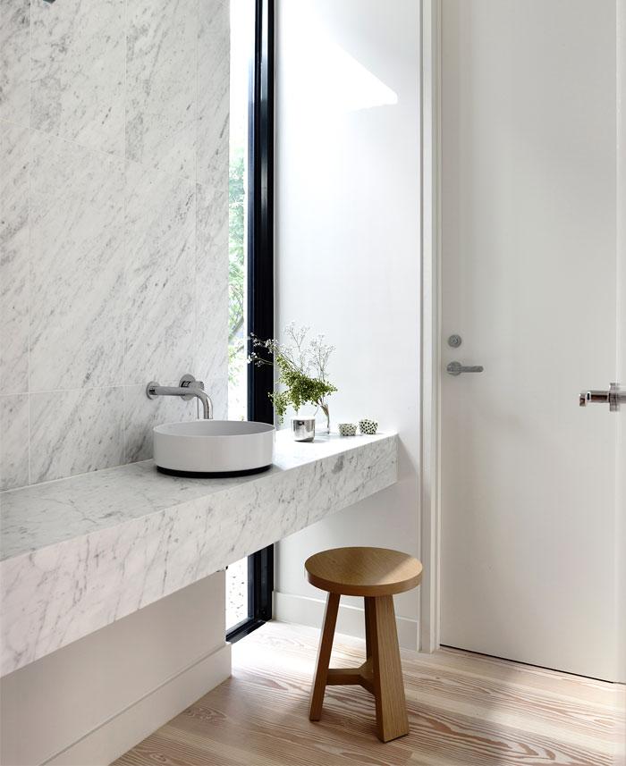 elegant decor bathroom