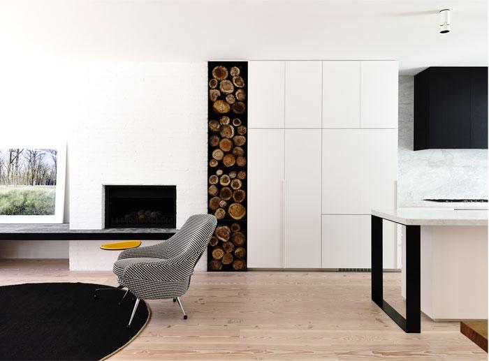 natural elegant interior