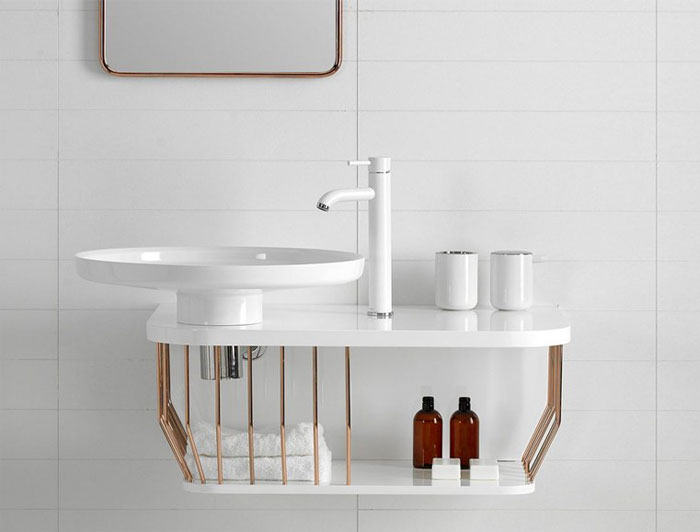 sink-made-tubular-structures