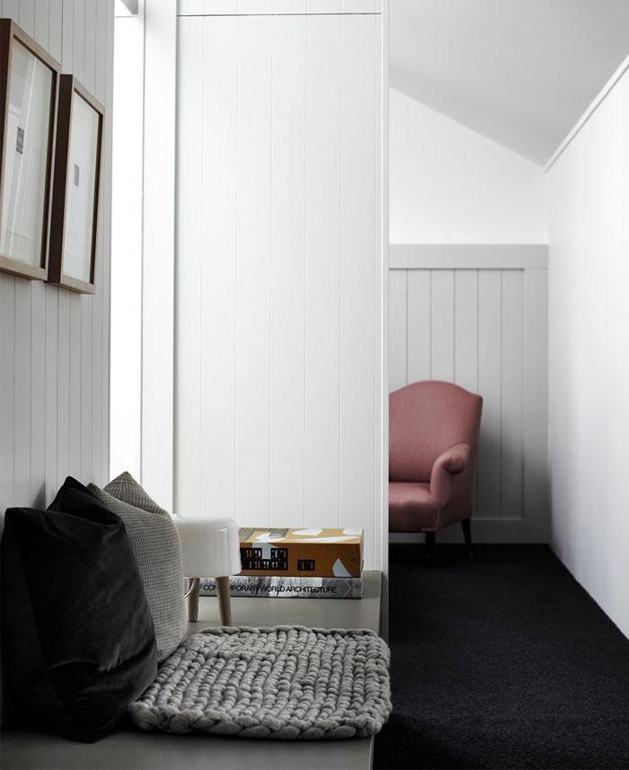 transition spaces define passages