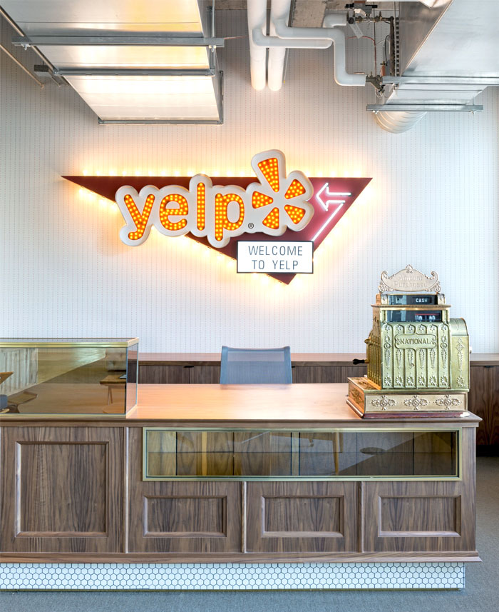 yelp office space