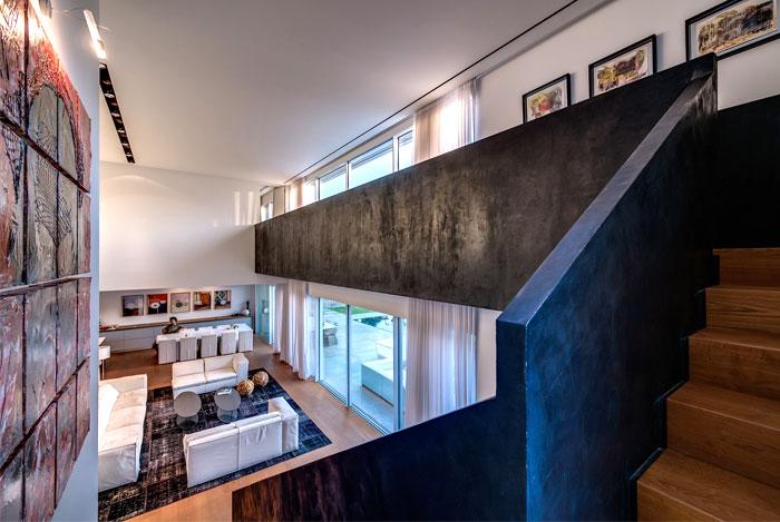 artistic comfortable interior