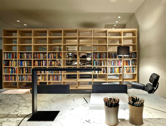 contemporary furniture showroom lider